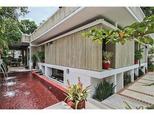 Exterior Water Design » A Grand Thomas Marvel Designed Estate in CoBe — San Juan, Puerto Rico » #prsir #condadobeach #puertorico #realestate » http://on.prsir.co/35gy6P