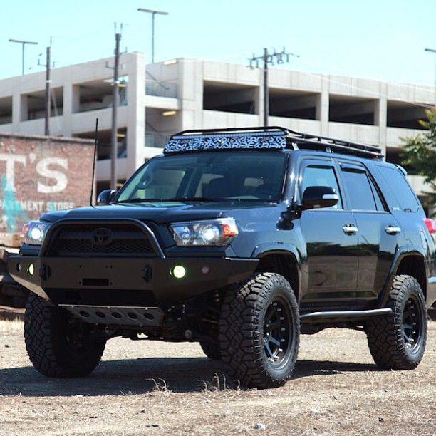 Lifted Muscle Car Yes Please: *Tuff Toyota 4Runner* Yes Please Drop Off In My Driveway