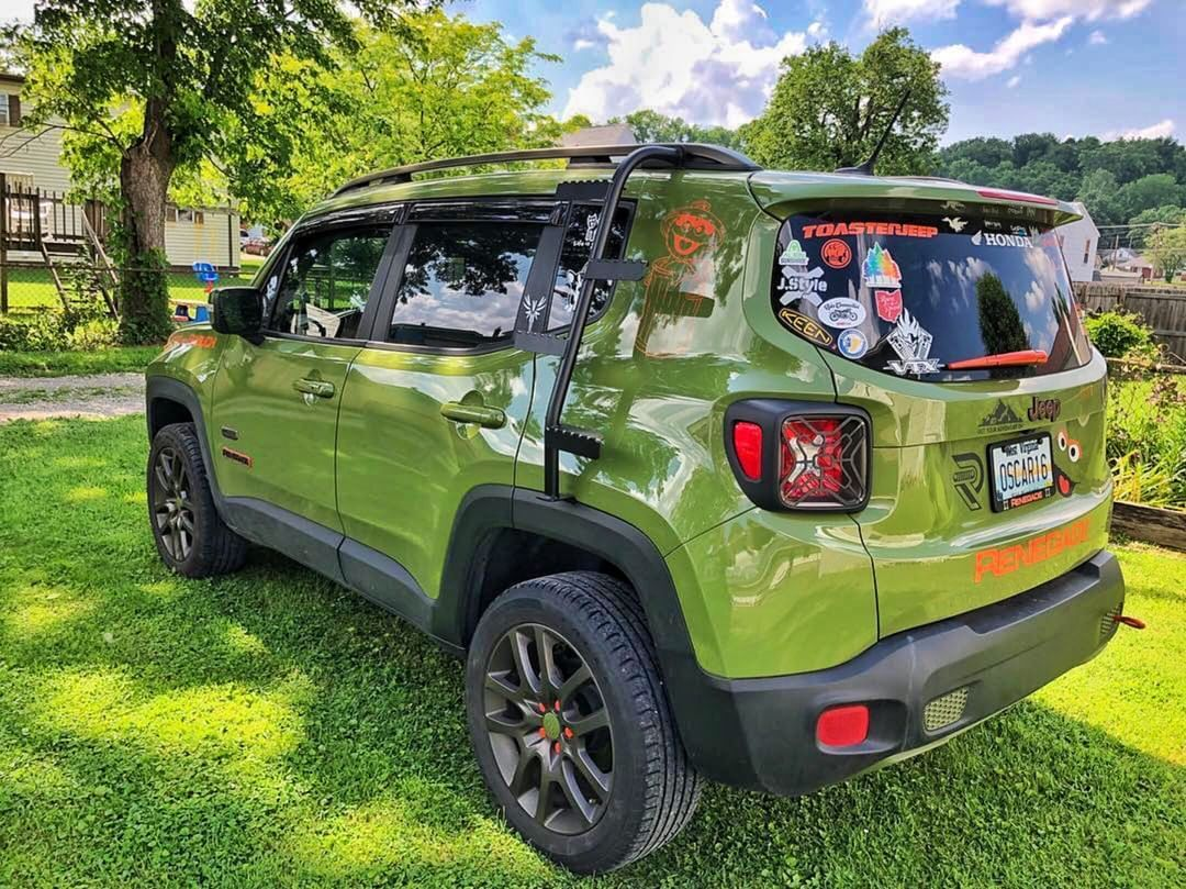 Valkyrie Off Road Gear On Instagram What Did You Do This Memorial Weekend Redcl4 Jeep Renegade Trailhawk Jeep