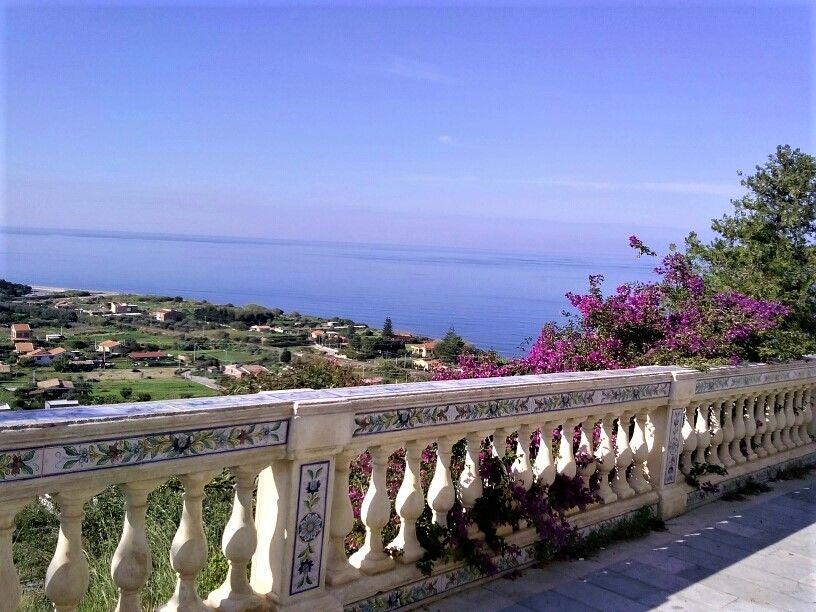 Belvedere a S. Stefano di Camastra | Viaggi, Sicilia