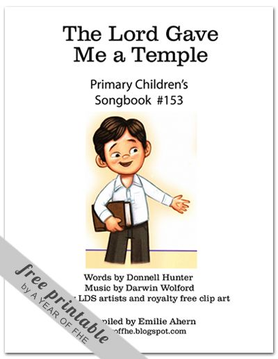 The Lord Gave Me a Temple\