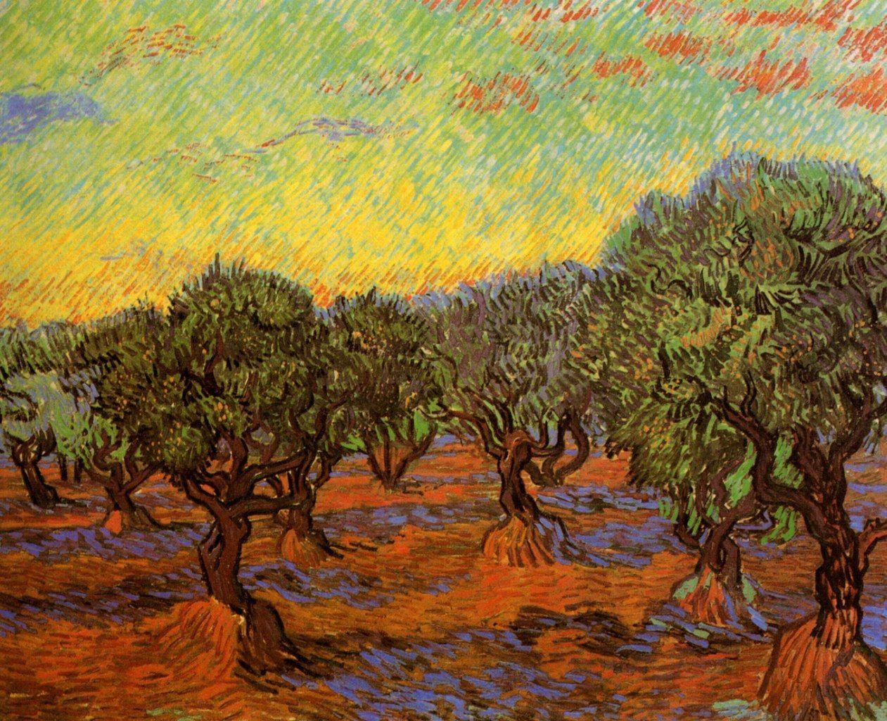 Vincent van Gogh Винсент ван гог, Искусство ван гога