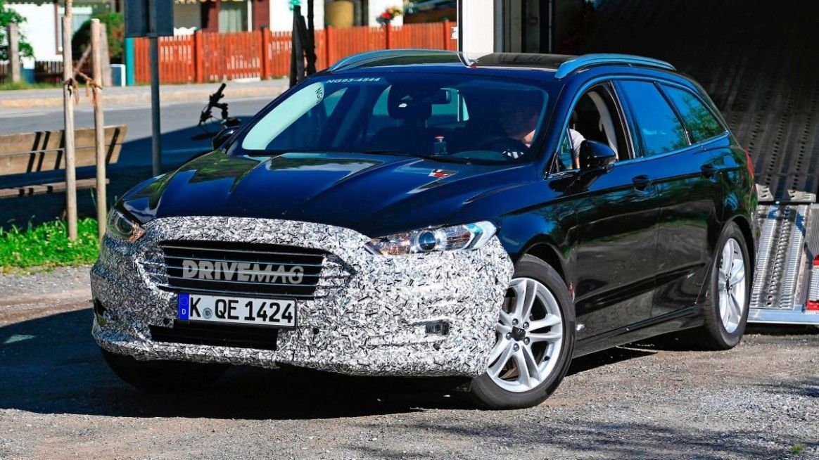 2021 Ford Mondeo Vignale Exterior And Interior In 2020 Ford Mondeo Wagon Ford