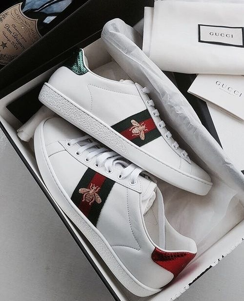 Majorly Gucci ˏˋpinterest Strawberrymurlk ˎˊ Gucci Shoes Shoes Trainers Gucci Sneakers