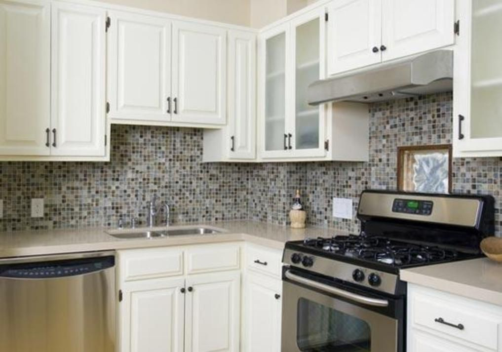 White Kitchen Home Depot Kitchen Cabinets Simple Small Kitchen