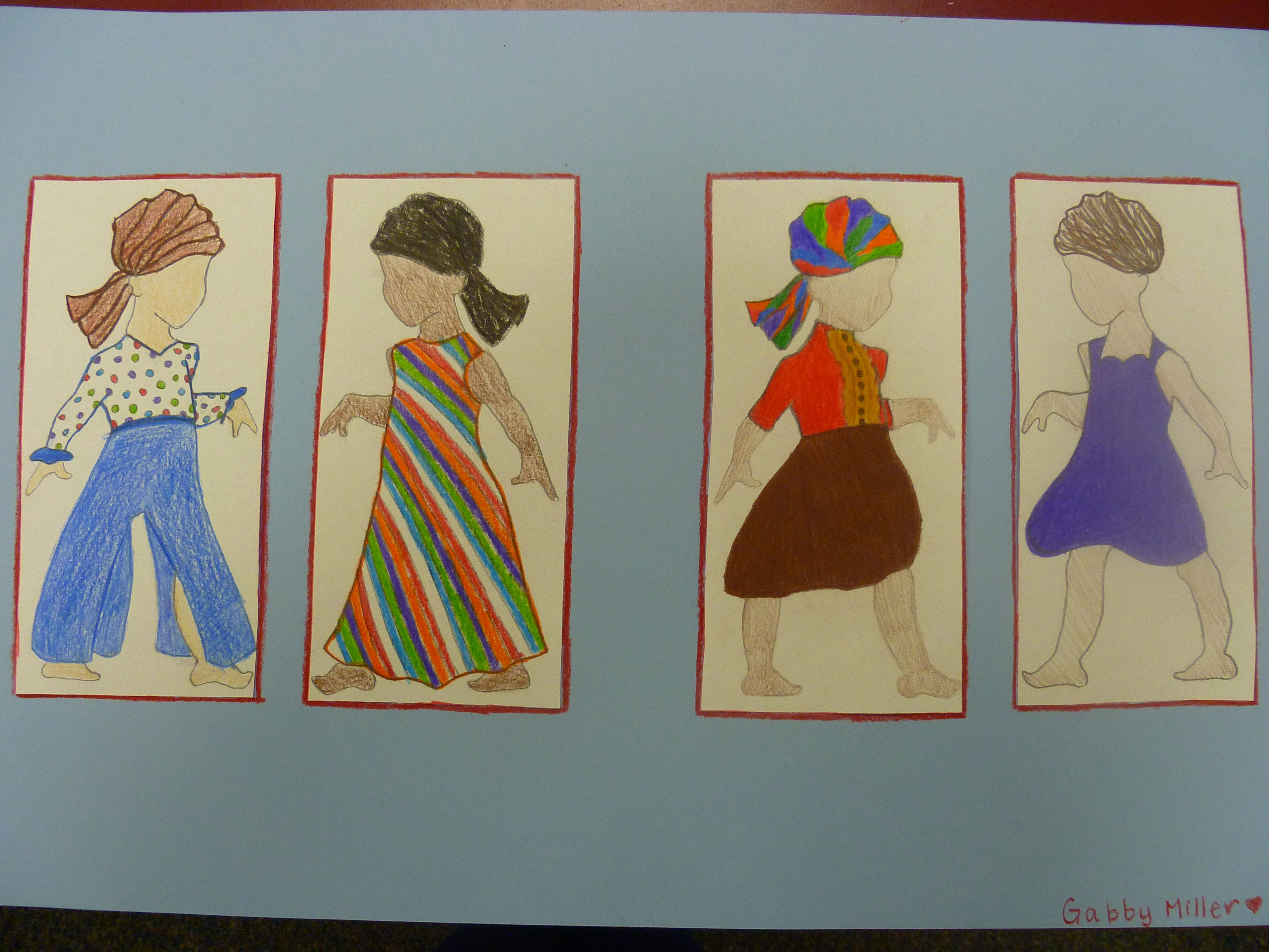 Fashion Design Class 1 Lessons Tes Teach