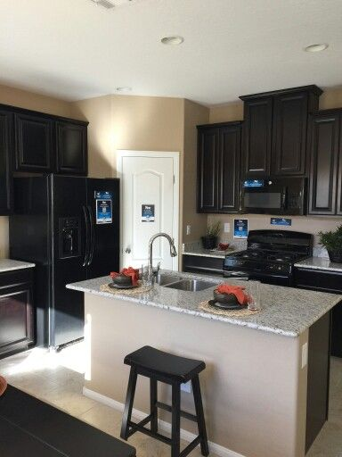 One Of My Concerns Has Been That A Dark Brown Kitchen Will Look Dark
