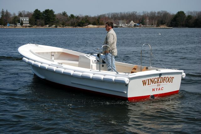 New York Athletic Club Inboard Yacht