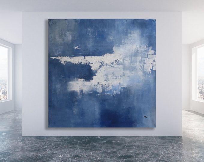 Abstrakte Gemälde Silber   Satz 2 benutzerdefinierte Bilder 72 - küchenbilder auf leinwand