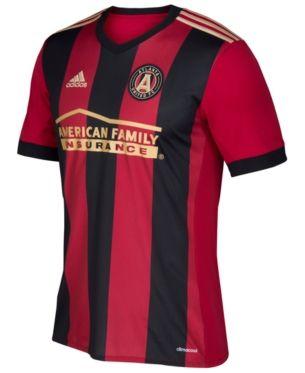 cb25de5ba adidas Men s Atlanta United Fc Primary Replica Jersey - Red Black M ...