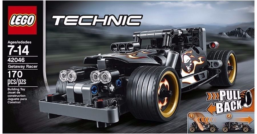 NEW LEGO 42046 Technic Getaway Racer