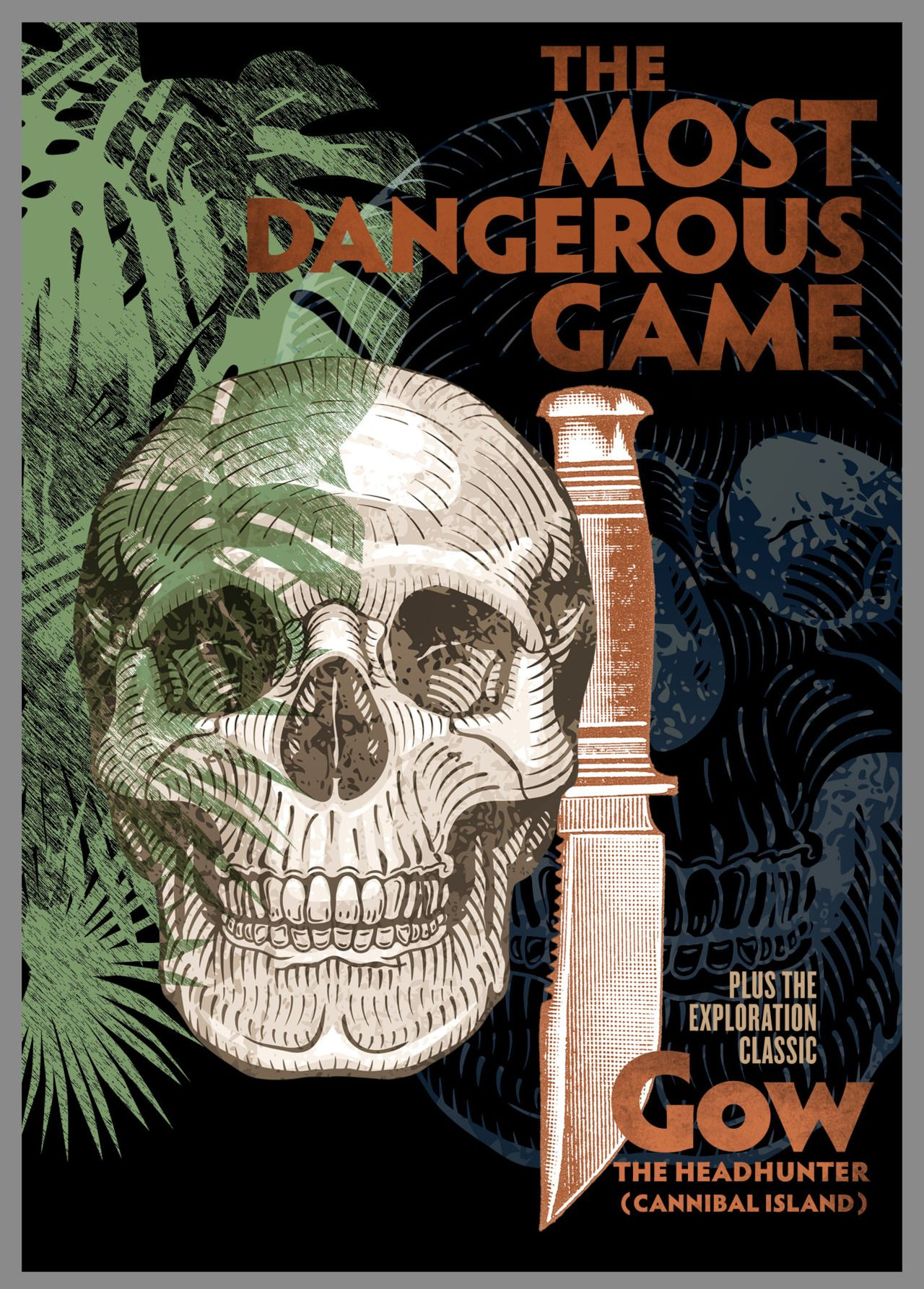 The Most Dangerous Game Irving Pichel Ernest B