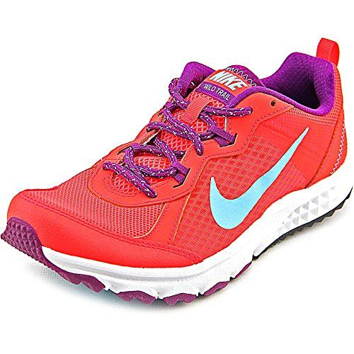 pretty nice bd3b6 87ea3 Nike Womens Wild Trail Lsr CrmsnPlrzd BlBrght GrpP Running Shoe 75 Women US      Be sure to check out this awesome product.(This is an Amazon affiliate  link)