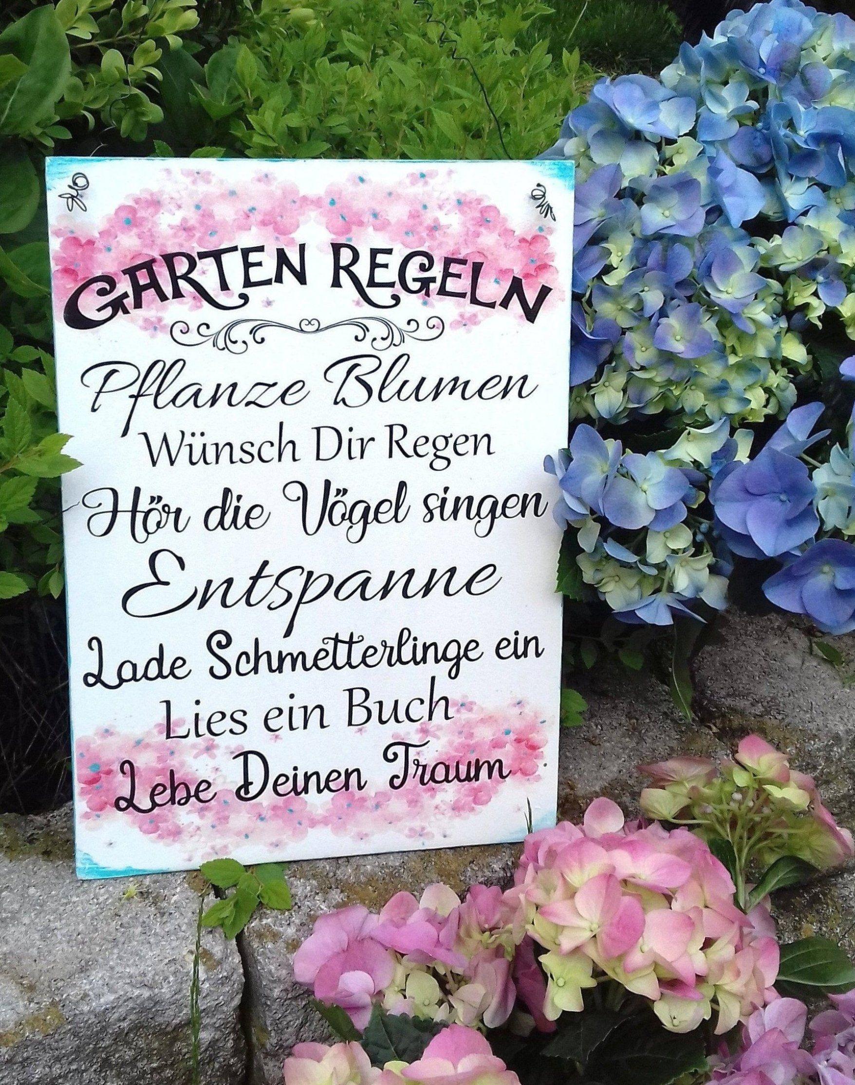 Garten Regeln Schild Garden Projects Garden Solutions Garden Services