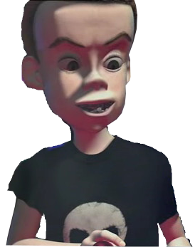 Toy Story 1 Sid