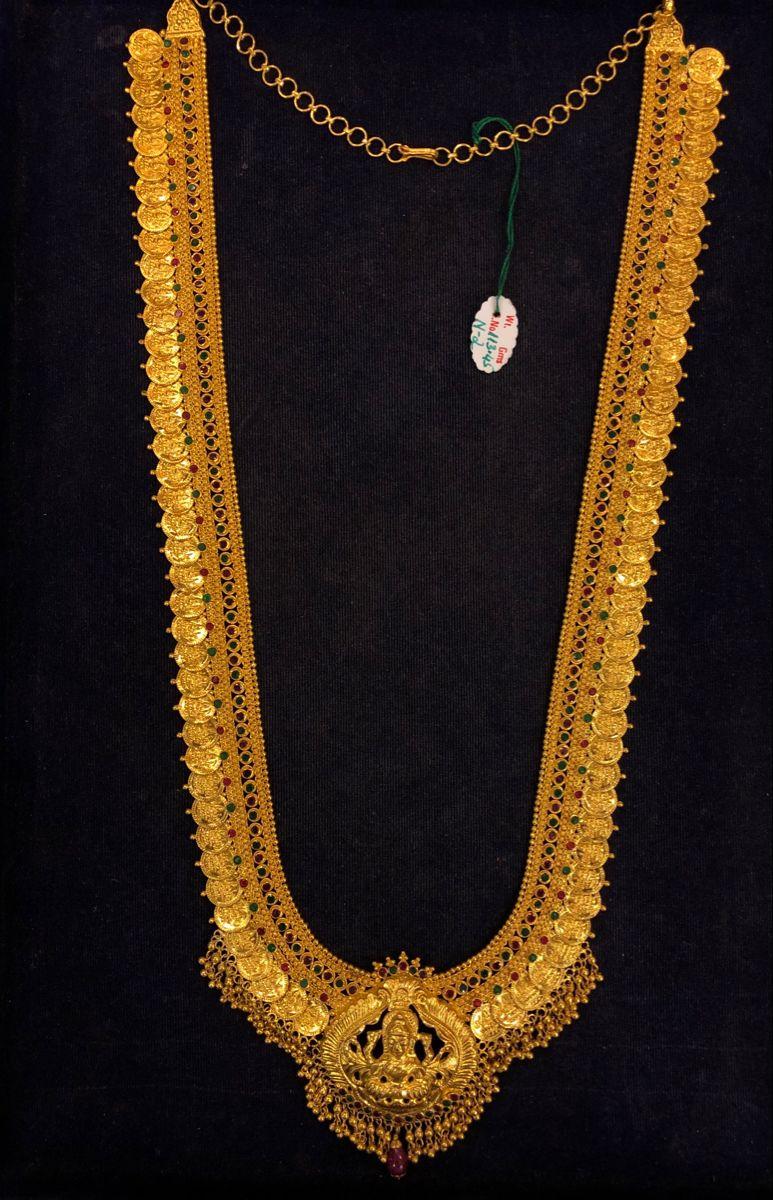 100 Grams Kasula Peru In 2020 22 Karat Gold Jewelry Bridal Bangles Gold Jewelry