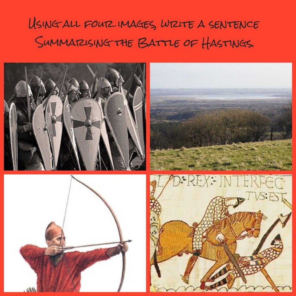 Summary Images Plenary Battle Of Hastings
