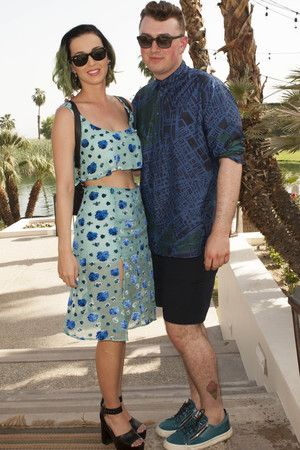 Is sam smith and katy perry dating