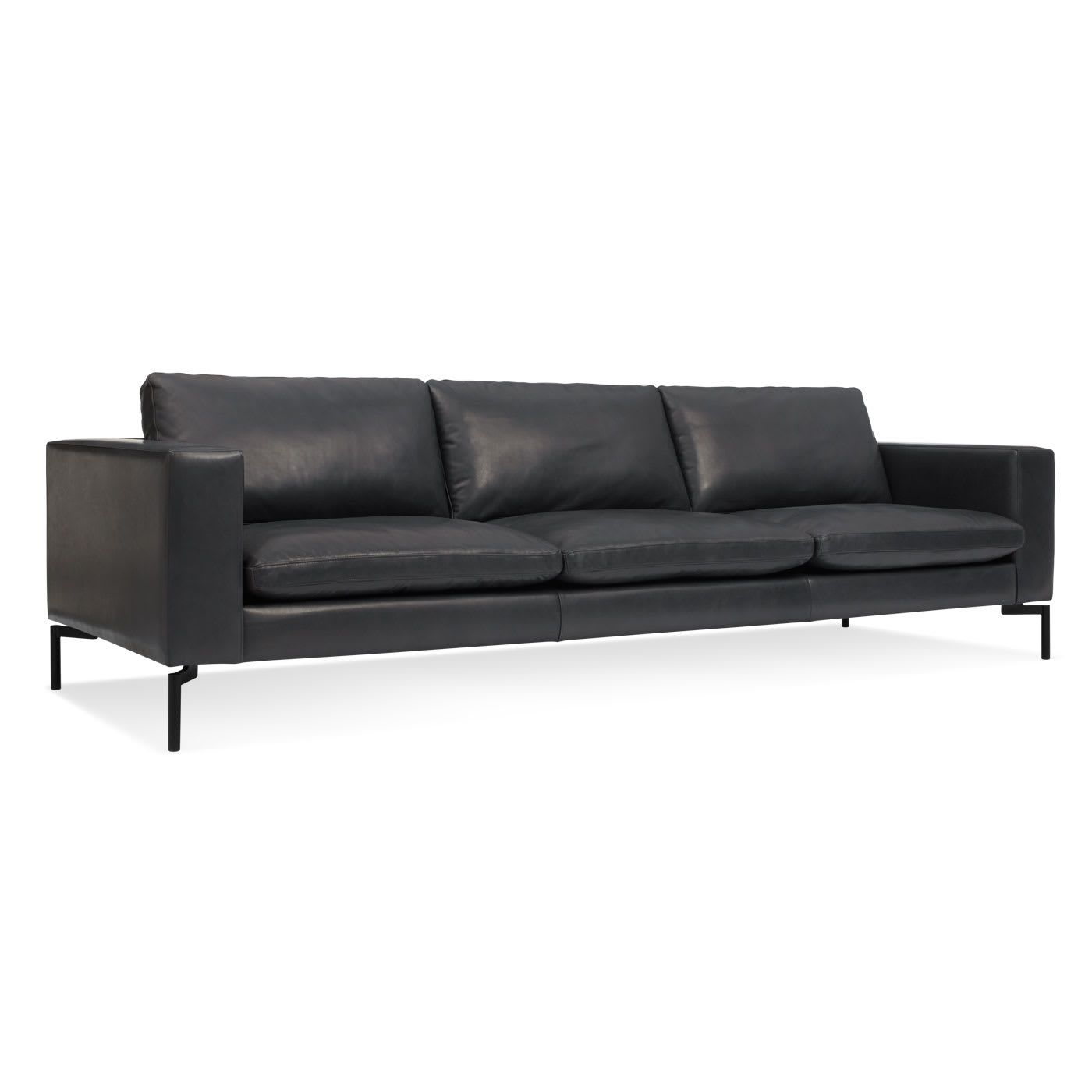 New Standard 104 Leather Sofa Modern Leather Sofa Leather Sofa