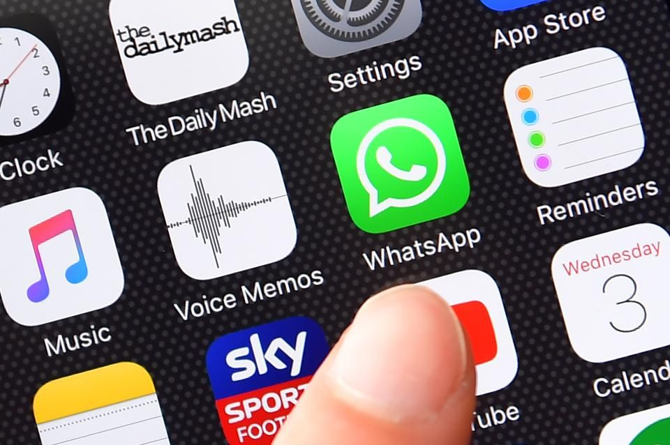 Anyone Using Whatsapp Through Their Desktop Browser Could Have Had Their Messages Silently Snooped On And Their Accounts Complet Messaging App Settings App App