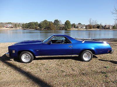 1973 Chevrolet El Camino Chevy Malibu 1973 Mustang Chevy Chevelle