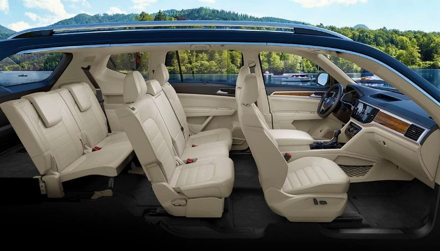 2020 Atlas Cross Sport Redesign, Release Date, Price Car