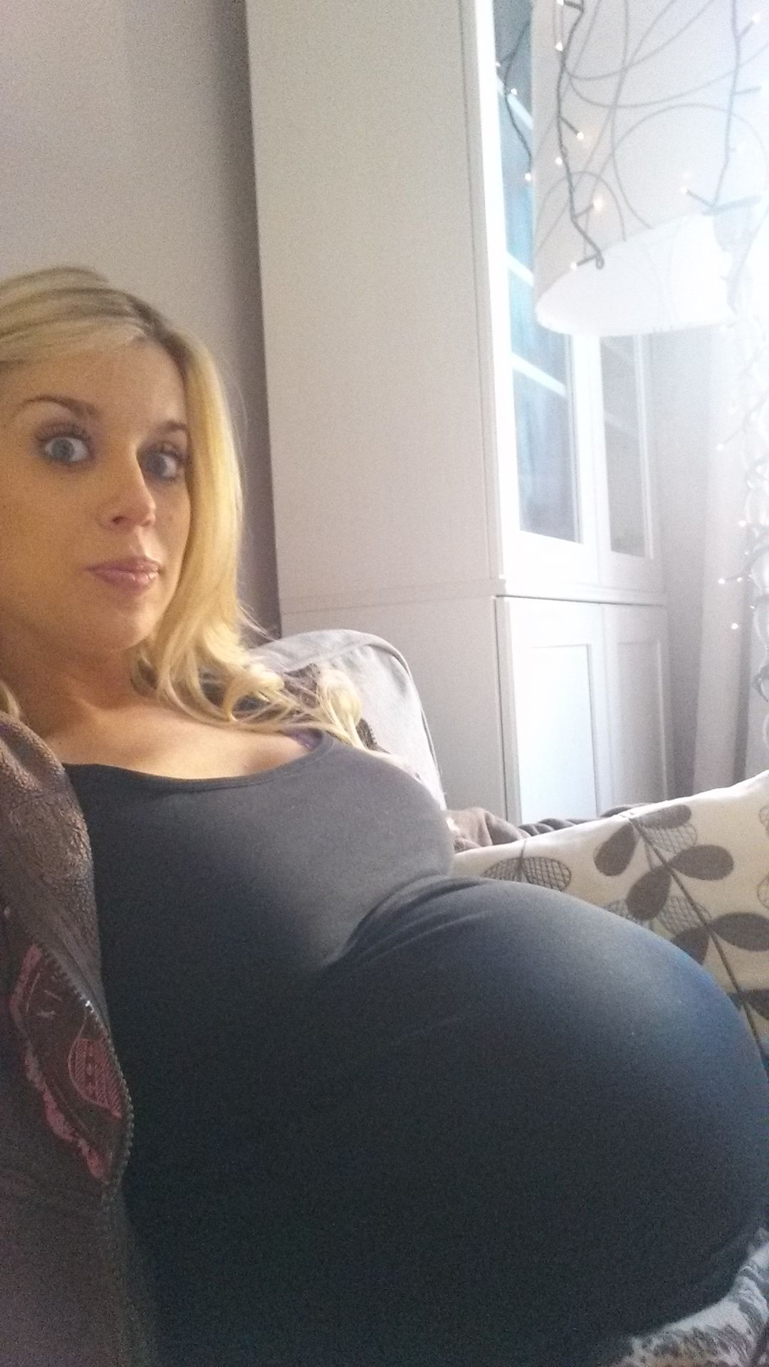 Big Sexy Pregnant Belly