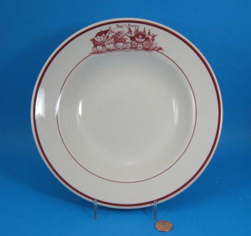Vintage Ye Olde Ivory Buffalo China -Restaurant Ware- The Emery ...