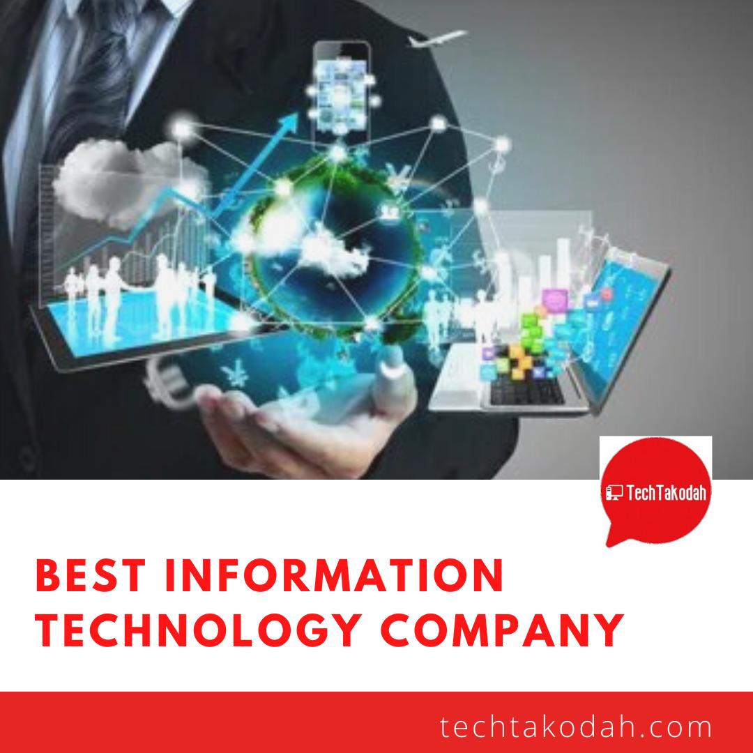 Best Information Technology Company Information Technology Technology Wireless Networking