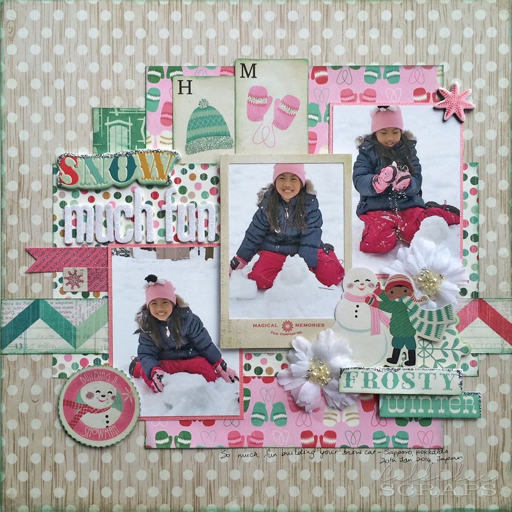 How to scrapbook yahoo - 17 Best Images About Scrapbook Page Ideas Ii On Pinterest Snow Much Fun Scrapbooking Layouts And Galleries