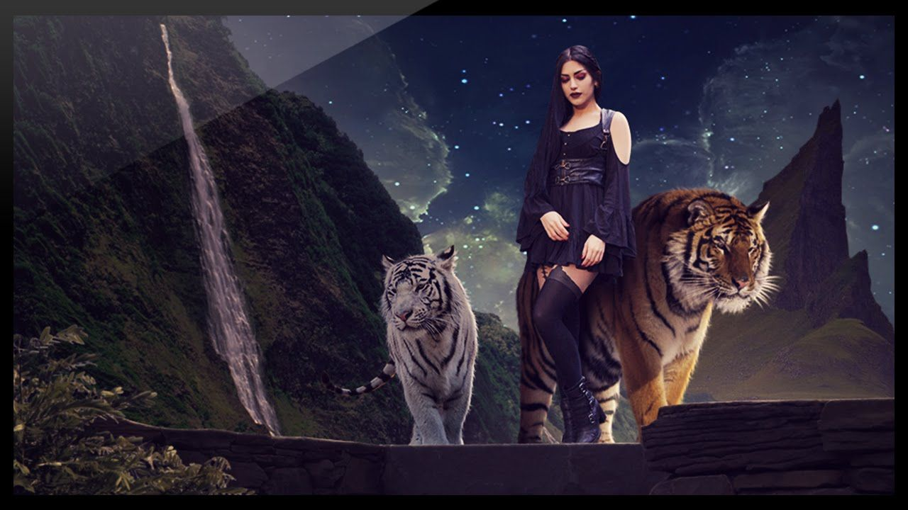Photoshop tutorial photo manipulation fantasy wallpaper photoshop tutorial photo manipulation fantasy wallpaper baditri Images