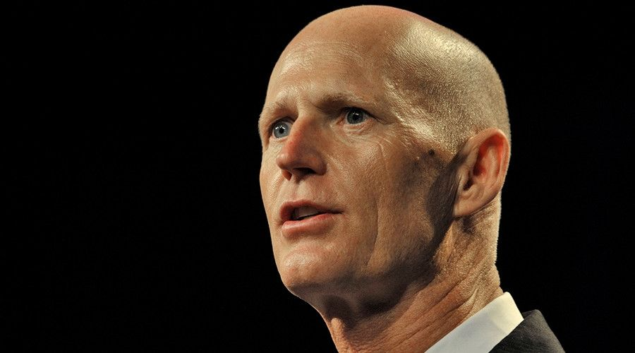 From 21 Cases For Refusing To Consider Death Penalty Florida Governor Rick Scott Removes Prosecutor