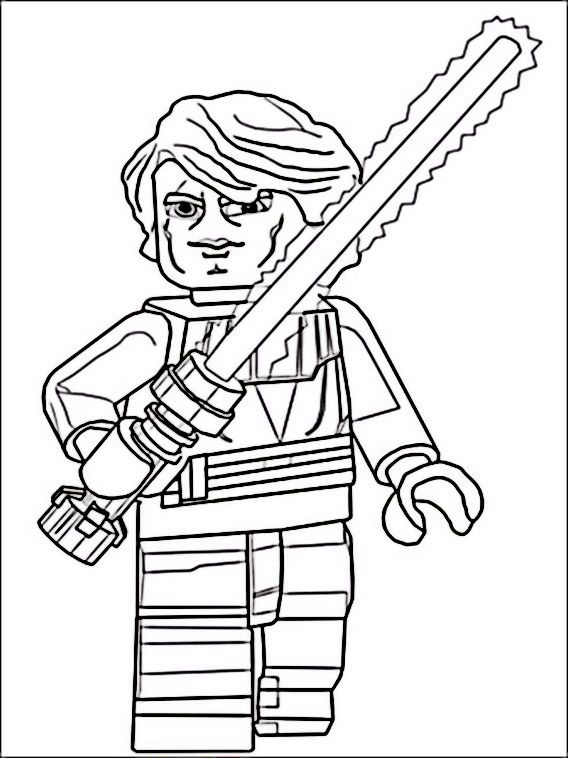 Lego Star Wars Coloring Pages 4 Star Wars Colors Lego Star Wars Lego Coloring Pages