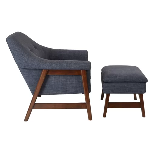 Fantastic Wilber Lounge Chair And Ottoman Mi Casa In 2019 Chair Caraccident5 Cool Chair Designs And Ideas Caraccident5Info
