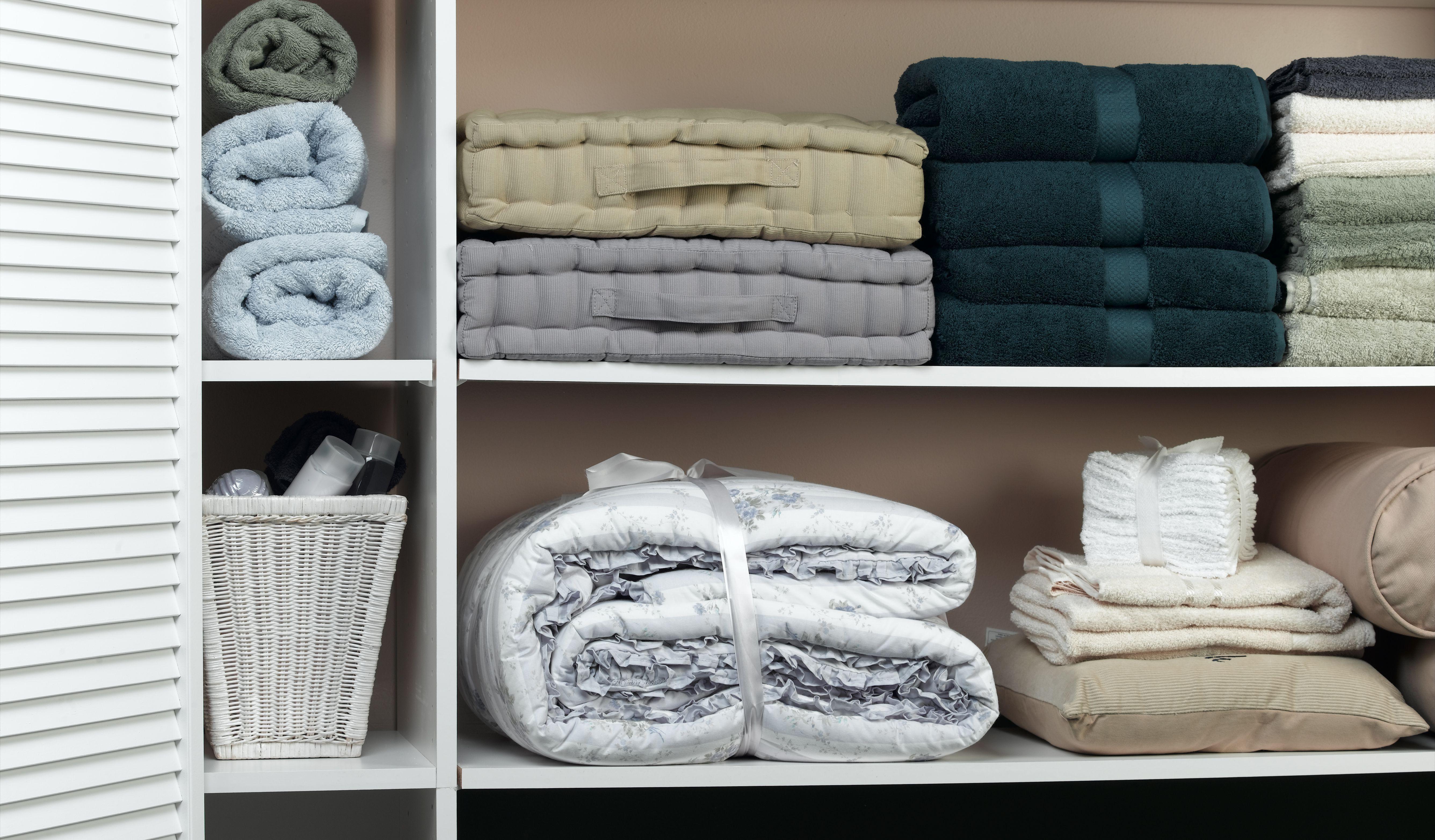 How To Wash An Electric Blanket Linen Closet Organization Linen