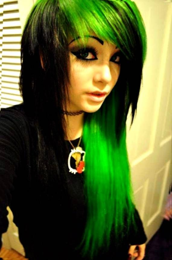 13 Year Old Girl Haircuts Emo Cute Pinterest