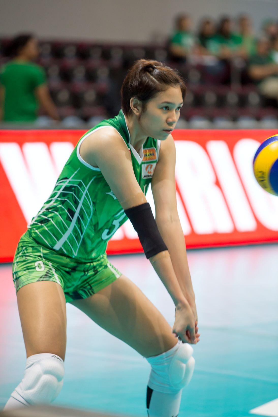 Mika Reyes Volleyball Players Women Volleyball Filipino Women