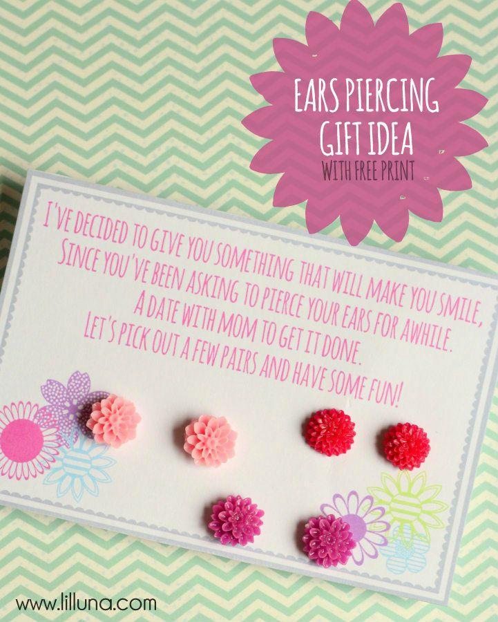 Earrings Gift Idea Gifts Earring Gifts Cute Gifts
