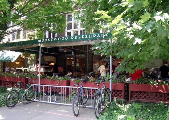 Moosewood Restaurant In Ithaca Ny One Of The Best Vegetarian Vegan Restaurants World