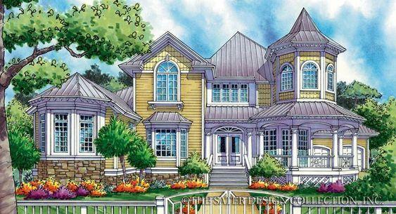 Alexandre House Plan