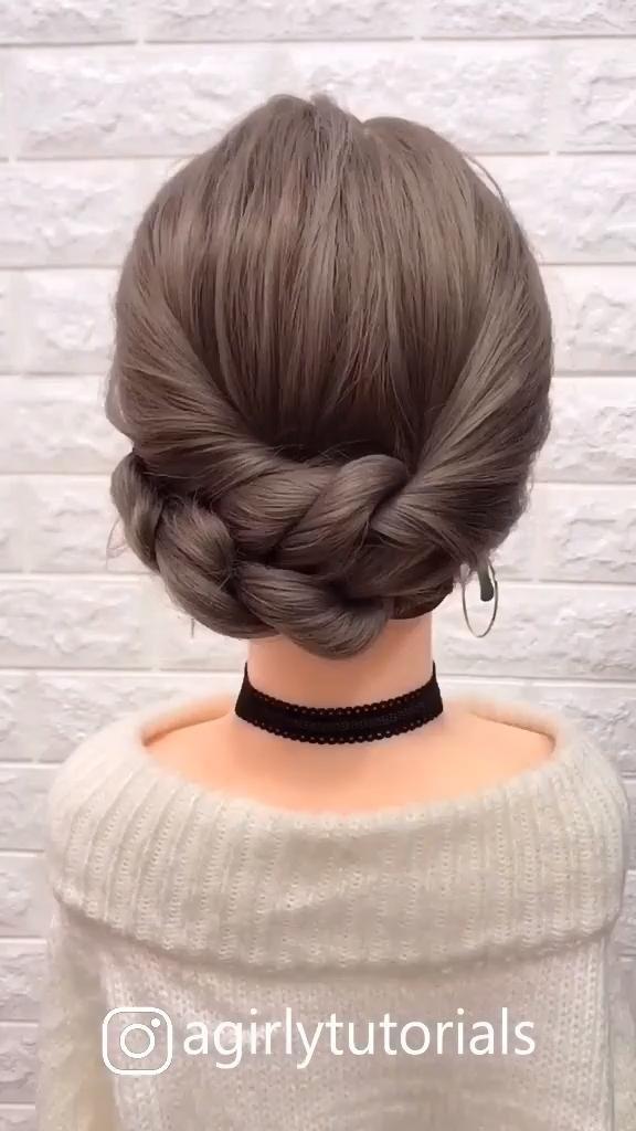 Easy DIY Long Hairstyle Tutorial