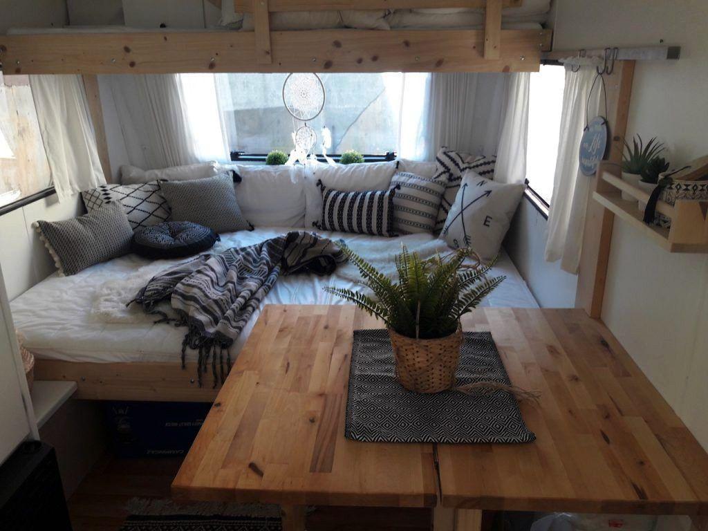 statt Luxushütte - Caravanity | happy campers lifestyle Caravan makeover in perfection - Alter Fe