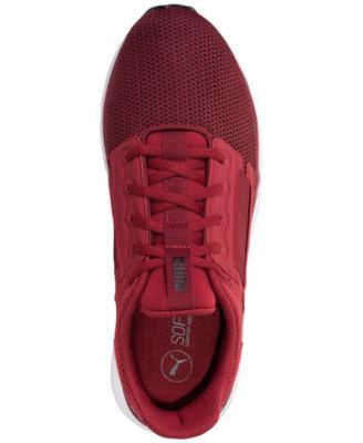 fe79ede732f Puma Men s Enzo Street Casual Sneakers from Finish Line - Red 10 ...