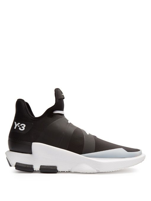 cb7f7a82d2 Y-3 Noci Low-Top Trainers.  y-3  shoes  sneakers