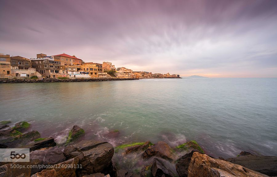Waterfront - Pinned by Mak Khalaf Fine Art holiday fishing waterfront marina portsea seascape water front seashore foreshore clouds sky storm stones sand waves boats sunsetsunbeam sunrise beam nikon d800 by Magic_Med