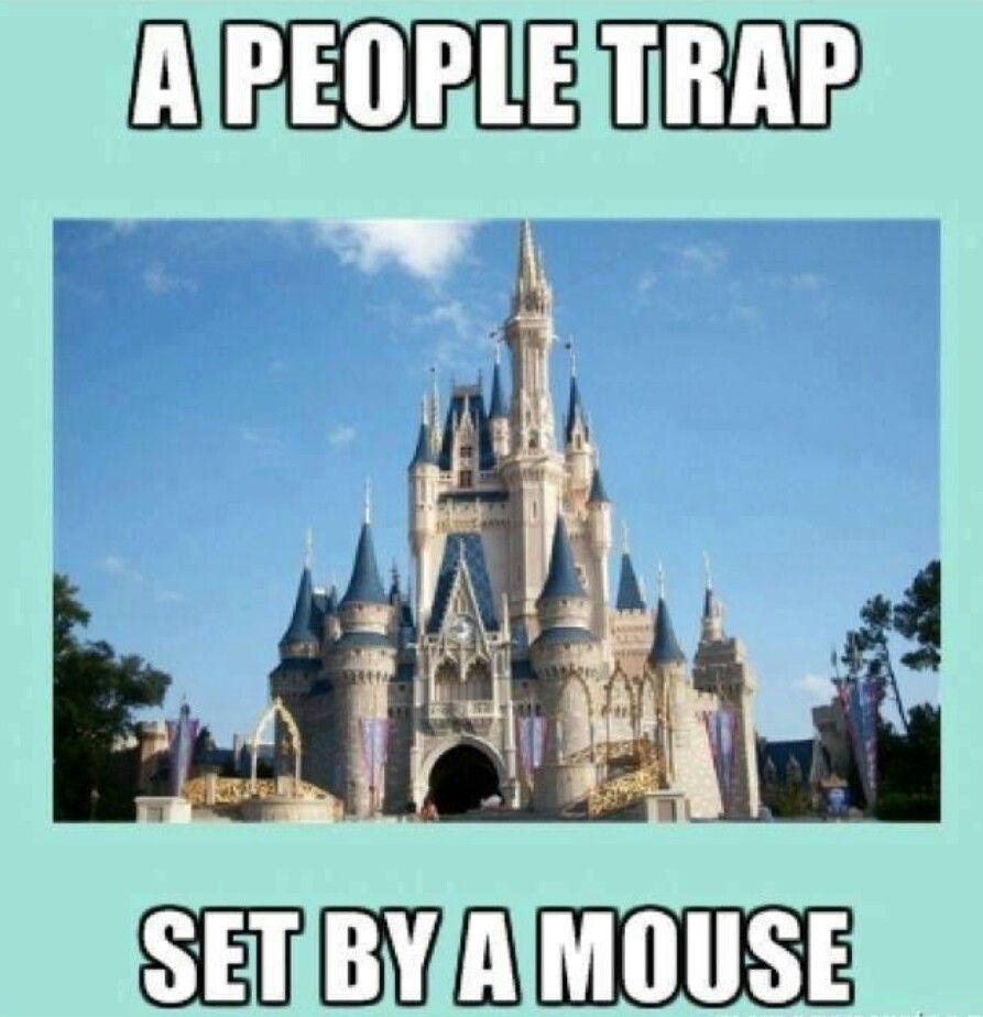 #disneyland #mousetrap