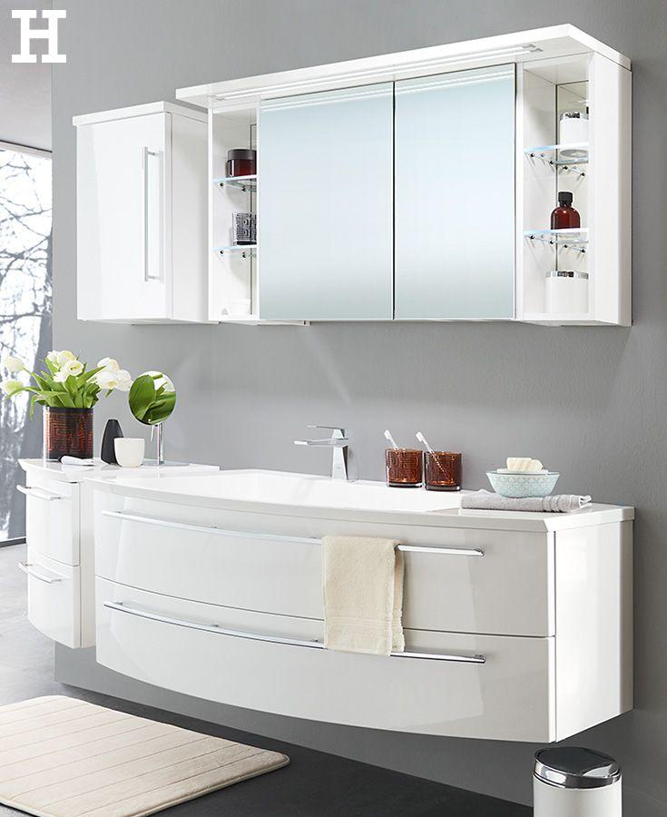 Superb Zeitlos Und Modern Ist Die Waschtischkombination