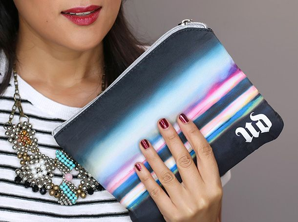 Urban Decay Gash Lipstick and Nail Color, spring 2015