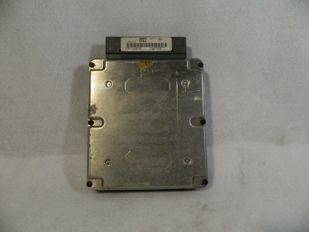 1997 Ford F250 F350 F450 7 3l Turbo Diesel F7tf 12a650 Rc Ecu Ecm Pcm Ford Ford F250 F350 F250