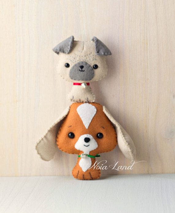 Make Dolls Out Of Dog Pictured